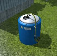 Мод Placeable Fertilizer Tank для Farming Simulator 2013
